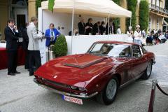 Class F: Post-War Closed Sports Cars.   ISO Rivolta - Grifo Can Am