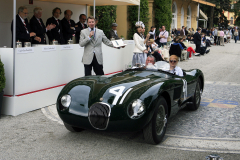 Class G : Post-War Competition Cars. Jaguar C-Type