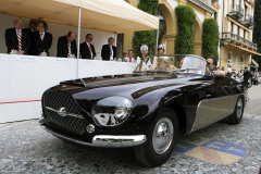 Class H : Styling  Studies 1952 - 1965. Cisitalia Ford 808XF (Vignale)