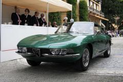 Class H : Styling  Studies 1952 - 1965. Alfa Romeo 2600  (Pininfarina)