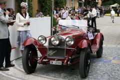 Class A: Pre-War Competition Cars. Alfa Romeo 6C 1750 GS (Zagato)