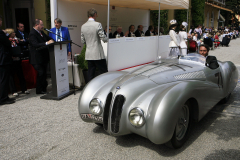 Class A: Pre-War Competition Cars. BMW 328 Mille Miglia