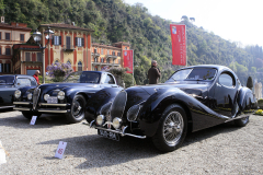 Class D : Closed Two Door Cars from 1935 to 1950.  Talbot-Lago T15-SS