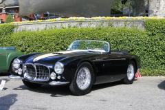 Class E: Post-War Open Sports Cars.  Maserati A6GCS