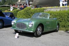 Class E: Post-War Open Sports Cars.  Cisitalia  202