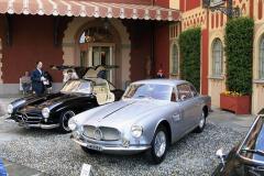 Class F: Post-War Closed Sports Cars.  Maserati A6G/54