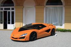 Concept Cars & Prototypes. Frazer-Nash , Namir (Italdesign Giugiaro)