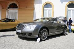 Concept Cars & Prototypes. Bentley Continental Flying Star (Touring Superleggera)