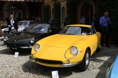 Class F: Post-War Closed Sports Cars.   Ferrari 275 GTB/4