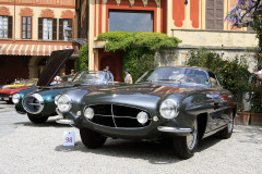 Class H : Styling  Studies 1952 - 1965 Fiat 8V (Supersonic Ghia)