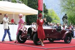 Class A: Pre-War Competition Cars. Alfa Romeo 6C 1500 GS (Zagato)
