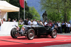 Class A: Pre-War Competition Cars. Squire 1500 SC (Marksham of Reading)