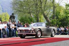 Class E: Post-War Open Sports Cars.  Maserati 3500 GT