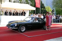 Class F: Post-War Closed Sports Cars.  Ferrari 500 Superfast