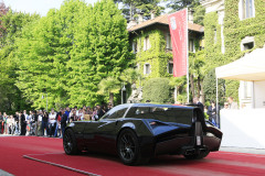 Concept Cars & Prototypes. Spada  TD Codatronca