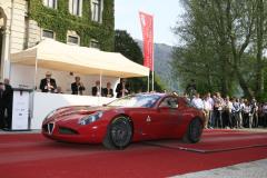 Concept Cars & Prototypes. Alfa Romeo TZ3 Corsa (Zagato)