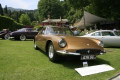 Class G - 1965 Ferrari 500 Superfast.
