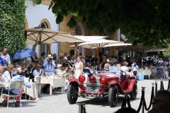 Class A - 1930 Alfa Romeo 6C 1750 Gran Sport by Zagato