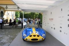 Friday - Ferrari 250 GTO at the FIVA check