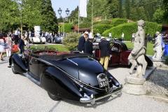 Class C - 1936 Lancia Astura Serie III
