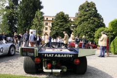 Class E - 1969 Abarth 2000 Sport SE 010