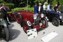 Class A - 1936 Lagonda LG45 Rapide by Fox & Nicholl