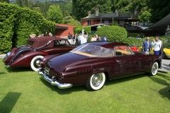 Class G - Class G - 1953  Cadillac Series 62 by Ghia.