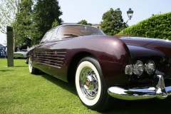 Class G - 1953  Cadillac Series 62 by Ghia.
