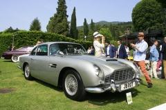 Class G - 1964 James Bond Aston Martin DB5.