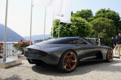 Concept Cars & Prototypes class -Genesis Essentia Concept