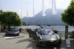 Concept Cars & Prototypes class -GFG  Style Sibylla