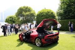 Concept Cars & Prototypes class - Ferrari SP38 Deborah
