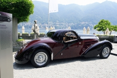 Class C - 1936 Bugatti 57 Atalante