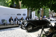 Class C - 1938 Bugatti 57 by D'Ieteren