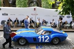 Class E - 192 Ferrari 250 GTO