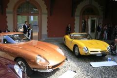 Bizzarrini GT Strada 5300 and Ferrari 275 GTB/4