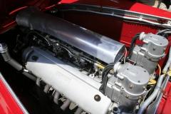 Ferrari 166 MIlle Miglia engine V12