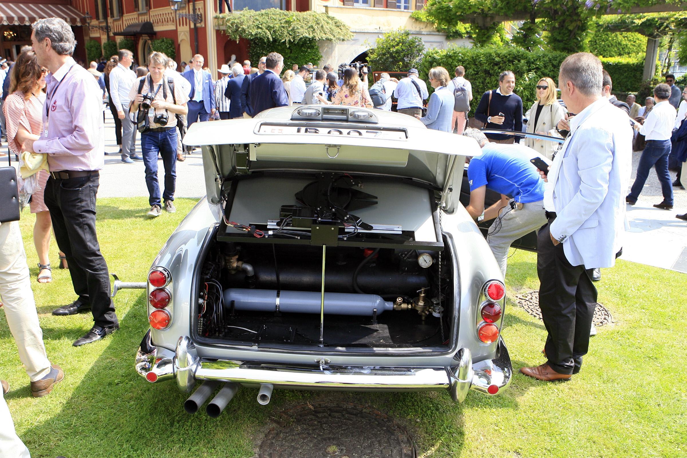 Not the average Aston Martin DB5