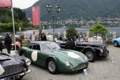 Class D : ASTON MARTIN.  40. Aston Martin DB4GT by Zagato (1961)