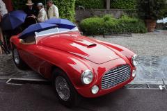 Class E : Prancing Horse vs Trident. 48. Ferrari 212 Export by Touring (1951)