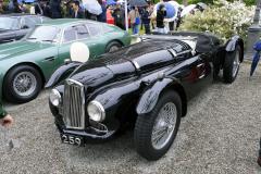 "Class D : ASTON MARTIN.  38. Aston Martin e-Litre Sports  ""Spa Replica""(1948"