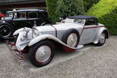 Class A : Kings of the Road. 02 Mercedes-Benz 680S Torpedo Roadster by Saoutchik (1928)