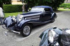 Class A : Kings of the Road. 10 Mercedes-Benz 540K by Singelfingen (1937)