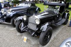 Class B : Thoroughbreds.  16. Alfa Romeo 6C 1750 Grand Sport by Zagato (1931)