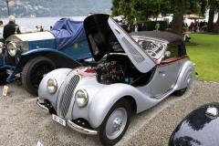 Class B : 20. Thoroughbreds. BMW 328 by Wendler (1937)