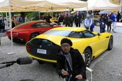 Concept Cars & Prototypes - CC04- Zagato - Alfa Romeo TZ3 Stradale (2011)