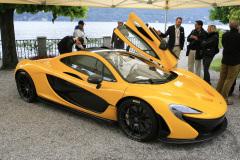 Concept Cars & Prototypes - CC10 - McLaren Automotive - McLAren P1 (2012)