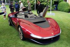 """Concept Cars & Prototypes - CC12 - Pininfarina - Pininfarina """"Sergio """""""