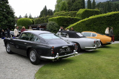 Class D : ASTON MARTIN.  42. Aston Martin DB4 SS by Touring (1962)