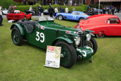 Class  I - 90 - Racing Improves the Breed. MG Magnette K3 (1933)